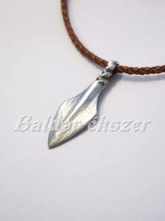 Ezüst nyílhegy medál Silver Horse, Equestrian, Pendants, Horses, Pendant Necklace, Sports, Jewelry, Jewlery, Jewels