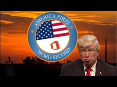America First, Word Second (official), Response by Donald Trump #Everyse...
