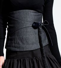 obi belt   [would do me no favours at all but ooh, it's lovely!]