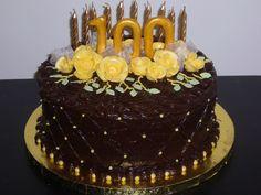21 Best 100th birthday ideas images   Birthday ideas, Birthday Cake ...