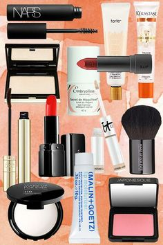 We spill what's hiding in all of our makeup bags!