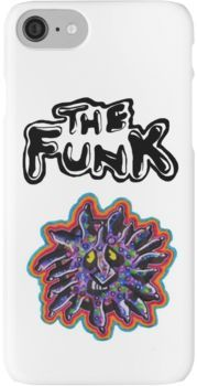 The Funk - Mighty Boosh iPhone 7 Cases