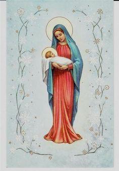 Gegrüßet seist Du, Maria, voll der Gnade   Der Herr ist mit Dir.  Du bist gebenedeit  unter den Frauen  und gebenedeit ist  die Frucht Deines Leibes, Jesus.  Heilige Maria, Mutter Gottes,  bitte für uns arme Sünder, jetzt  und in der Stunde unseres Todes.  Amen.