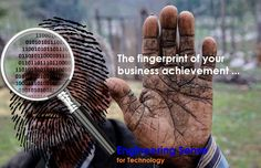 The Fingerprint of your business achievement ...