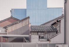 Urban patchwork, Kanazawa | © Jan Vranovsky, 2015
