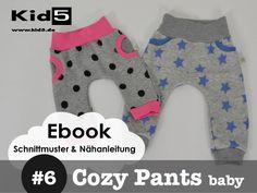 #6 Cozy-Pants-Baby eBook + Schnittmuster
