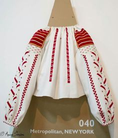 Costumes, Traditional, Detail, My Style, Blouse, Shirts, Fashion, Folklore, Moda
