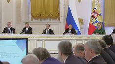Putin Chairs Year's Final State Council Meeting