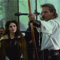 Kevin Costner and Mary Elizabeth Mastrantonio in Robin Hood: Prince of Thieves http://www.newmovieshouse.com/1991/Robin-Hood-Prince-of-Thieves/