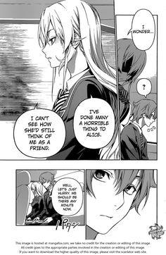 Shokugeki no Soma 160: Alice's Feelings at MangaFox.me