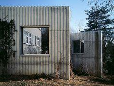 christ + gantenbein . House extension and renovation . Arlesheim (1)