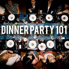 How to plan the perfect dinner party party planning 101