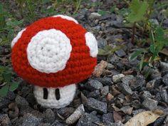Yet Another Mario Mushroom Pattern »