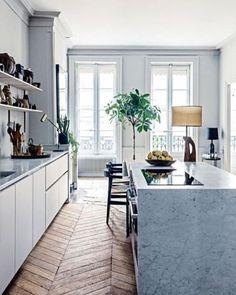 1,161 mentions J'aime, 10 commentaires - @interior_delux sur Instagram : « Kitchen love Via stylecarrot #kitchen #kitchendesign #kjøkken #interior_delux »