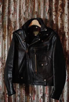 The Real McCoy's Buco J22 Leather Jacket.