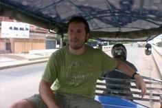 Video 15 – Cruzando el primer puente que cruza el Mekong en Camboya