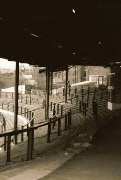 Inside the shed back in the day
