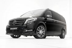 Mercedes-Benz V-Class by Brabus