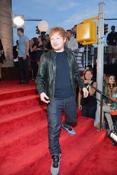 Ed Sheeran @E D Sheeran