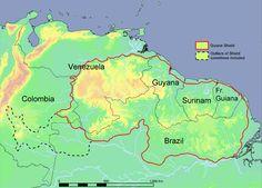 Escudo das Guianas – Wikipédia, a enciclopédia livre