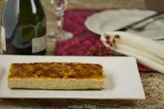 Turrón de yema tostada paso a paso   webos fritos. http://webosfritos.es/2009/12/turron-de-yema-tostada-paso-a-paso/