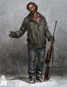 ArtStation - David :Last of Us, Hyoung Nam