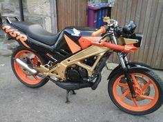 Honda nsr 125 jc20