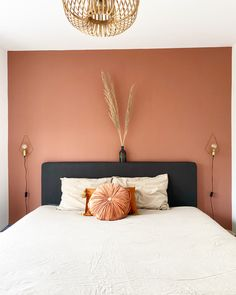 Bedroom Wall Colors, Bedroom Color Schemes, Room Ideas Bedroom, Home Decor Bedroom, Home Decor Inspiration, Morning Inspiration, My New Room, Home And Living, Sweet