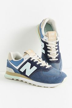 New Balance 574 Retro Surf Sneaker 21e0cbe69a
