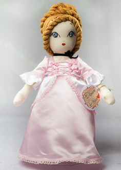 Princess Alexia - Handmade Collection Cloth Dolls by Manolitas Art Dolls, Doll Clothes, Fairy Tales, Harajuku, Textiles, Princess, Trending Outfits, Handmade Gifts, Crocheting