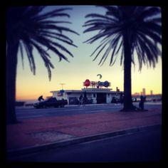 #rambla #Montevideo #Uruguay #seaside