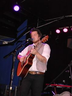 Awesome pic from @Emily Kirkpatrick Lee DeWyze at the Altar Bar in Pittsburgh, PA 11/11/13