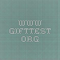 www.gifttest.org