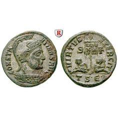 Römische Kaiserzeit, Constantinus I. Ancient Roman Coins, Ancient Romans, Kaiser, Seals, Rings, Coins, Money, Stop It, Empire