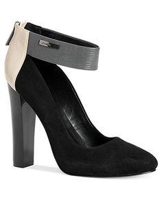 Calvin Klein Women's Shoes, Ariel Pumps