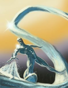 """Iceman - Robert """"Bobby"""" Louis Drake My daughter is obsessed with this particular version of Spiderman ATM, and I approve. Iceman Marvel, Marvel Comic Universe, Marvel Comics Art, Marvel Comic Books, Comics Universe, Comic Book Characters, Marvel Dc Comics, Marvel Heroes, Marvel Characters"""