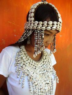Makepung Buffalo headdressTraditional  race Headdress  Collectable Art Ethnographic