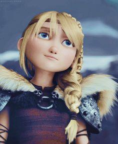 Astrid. So beautiful!