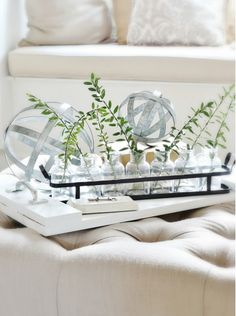 The Basics of Coffee Table Styling - Shades of Blue Interiors Family Room Decorating, Decorating Your Home, Decorating Ideas, Decor Ideas, Rustic Bowls, Thistlewood Farms, Yard Sale Finds, Coffee Table Styling, Farmhouse Chic