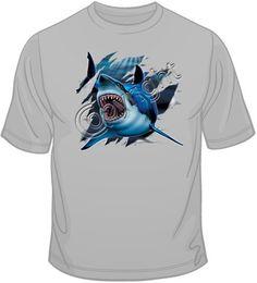 Rip Out - Shark T Shirt