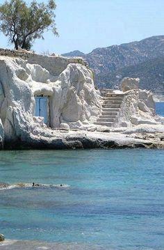 kimolos Island (Cyclades), Aegean Sea, Greece