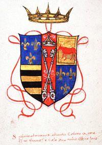 Armoiries de Cesar Borgia