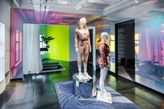 Nike adds plus-size mannequins to London Oxford Street store