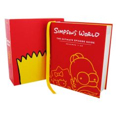 Simpsons World The Ultimate Episode Guide: Seasons 1 - 20 #Simpsons #Groening #Homer # Bart