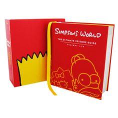 Simpsons World The Ultimate Episode Guide: Seasons 1 - 20 #Simpsons #Groening #Homer # Bart
