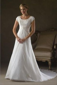 Simply Elegant - Modest Wedding Gowns, Modest Formal Gowns, Modest Prom Gowns