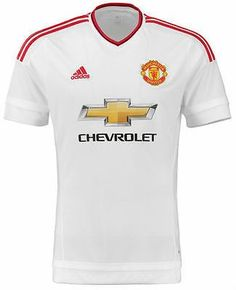 ADIDAS MANCHESTER UNITED YOUTH AWAY JERSEY 2015/16