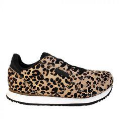 4b72ee494475 Leopard-plettede Ydun Pony Leopard sneakers fra Woden