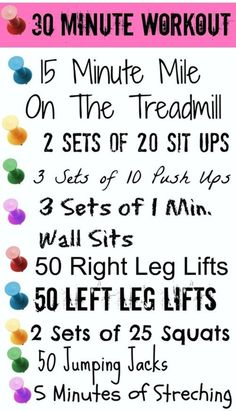 You Can Get #Insanely Fit in Just Half an Hour ⏰ Doing These ...