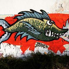 tonytekosBoarfish 012 #trashskull #graffitiporn #graffiti #theknifegang #streetiam - http://streetiam.com/tonytekosboarfish-012-trashskull-graffitiporn-graffitigraffitistyle-igergraffitifishtonytekostheknifegang-streetbomb-streetart/